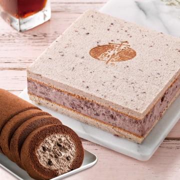 紅豆冰磚,香帥蛋糕,紅豆,蛋糕