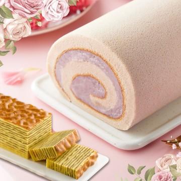 母親節蛋糕,母親節禮物,香帥蛋糕,芋頭蛋糕,大甲檳榔心芋頭製作