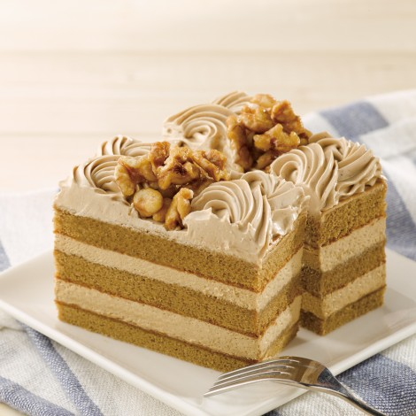 咖啡蛋糕,核桃蛋糕,下午茶甜點,彌月蛋糕