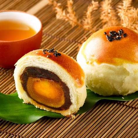 蛋黃酥,中秋禮盒,伴手禮