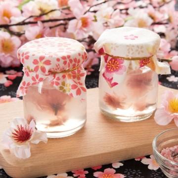 春天,浪漫,櫻花,寒天,香帥,櫻花寒天 香帥,季節限定 櫻花 寒天,寒天凍 製作,