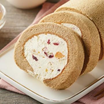 精選高級鮮奶油製成乳霜與天然果粒的完美組合 英式紅茶蛋糕體的果茶清香,搭配冰淇淋口感 炎炎夏日派對最佳搭配聖品,清爽口味一次擁有
